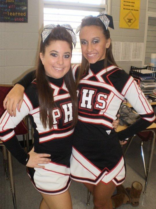 Cheerleader Katelyn