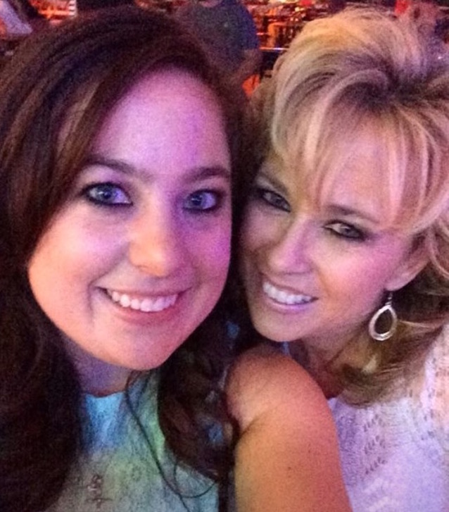 Katelyn and Cari